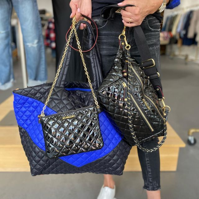 It's a bag thing!! @mzwallacenyc 💙