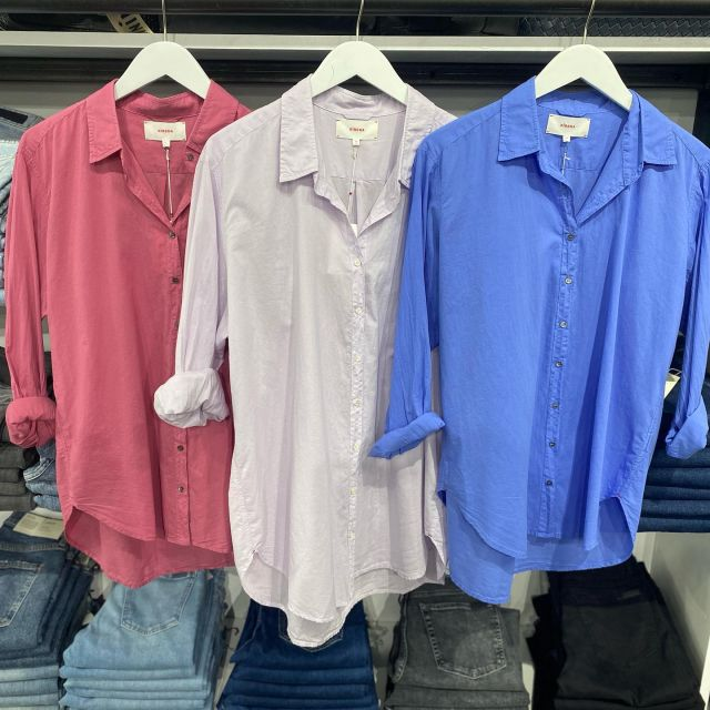 Our favorite shirt in 3 new colors!!